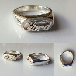 Ford Logo ring