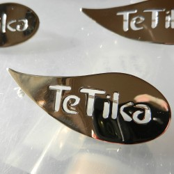 Custom Hand Made Tetika Brooches