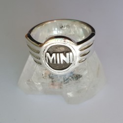 Mini Logo Ring