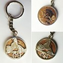 GM Holden Coin Pendant / Key ring