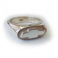 Chevrolet Bowtie Signet Ring