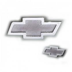 Chevrolet Bowtie Brooch Sterling Silver