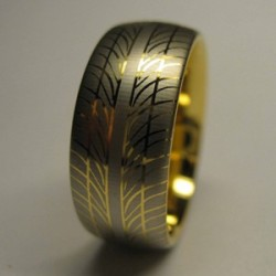 Tungsten Tyre ring