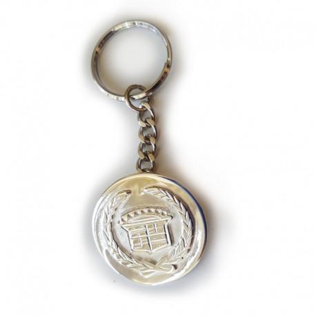 Cadillac Logo Key Ring