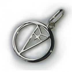 Pontiac Circular Pendant