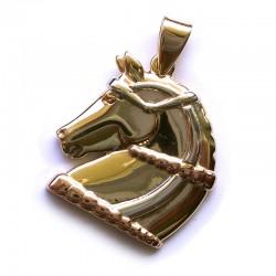 Egyptian Chariot Horse Pendant