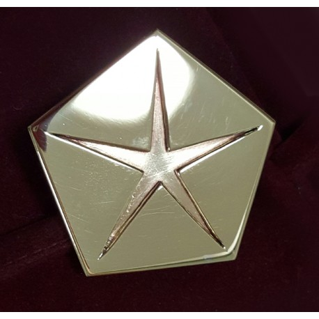 Mopar Pentastar Belt Buckle