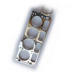 LS2 Head Gasket Pendant or Key Ring