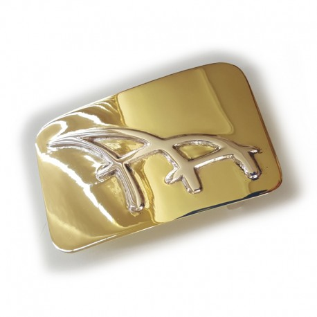 Custom Designed Belt Buckle