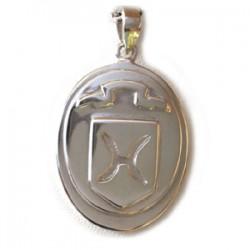 Holsteiner Breed Logo Pendant