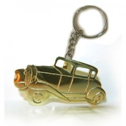 Chevrolet Grille 1934 Hot Rod Key ring