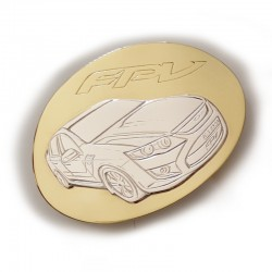 Ford GT FPV Buckle - Custom Handmade 'One of' Design