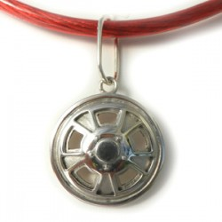 Holden Hubcap - Australian Muscle Car Key ring